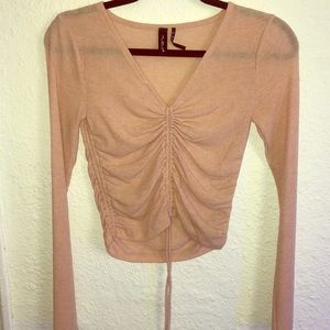 Never worn Urban Outfitters long sleeve shirt